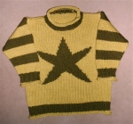 Hank's Star Sweater