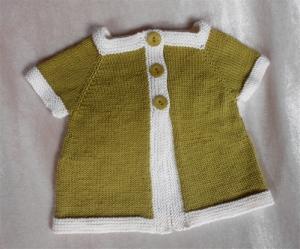 Annabella's new sweater
