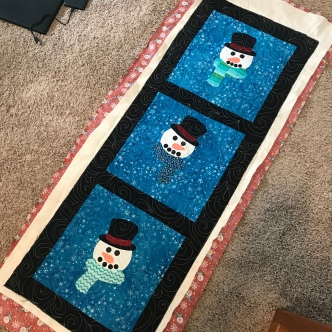 Snowman #2 for Friend
